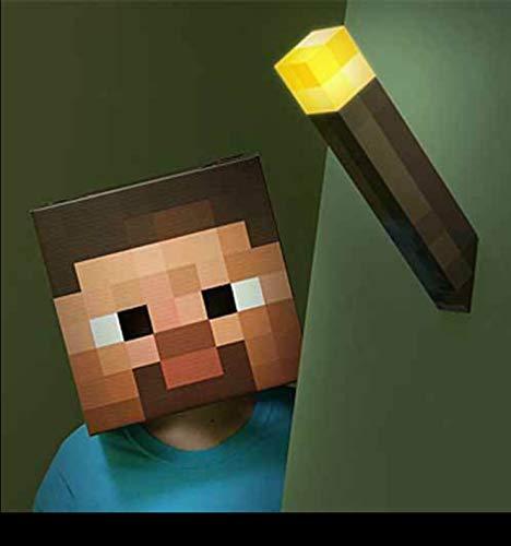 Minecraft - Pdf00004852 Torche - 28 Cm