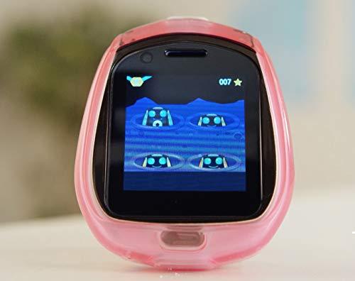 Image 11 - Little Tikes Smartwatch pour enfants Tobi le Robot avec caméras, vidéos, jeux et activités – Rose