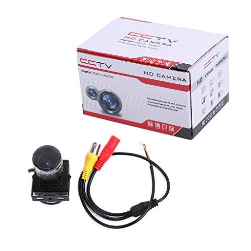 Gszfsm001 HD 700TVL CMOS 2,8-12 mm zoom lente mini CCTV telecamera di sicurezza audio video fai da te nuovo