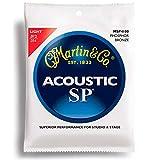 Martin SP Studio Performance 92/8 Phosphor Bronze Acoustic Guitar Strings Set MSP4100