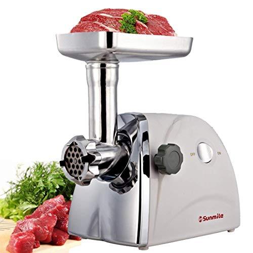 Sunmile SM-G31 Electric Meat Grinder -...