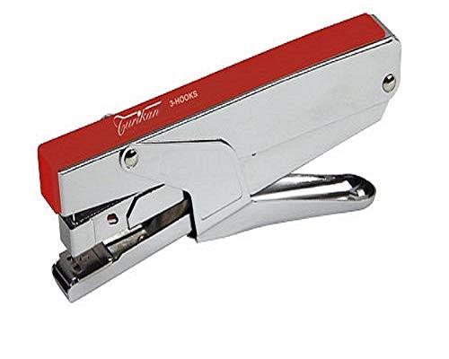 Cucitrice professionale in acciaio cromato 3-HOOKS TURIKAN