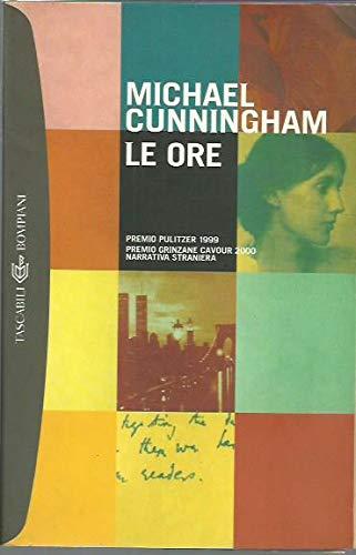Le ore Michael Cunningham Bompiani 2003
