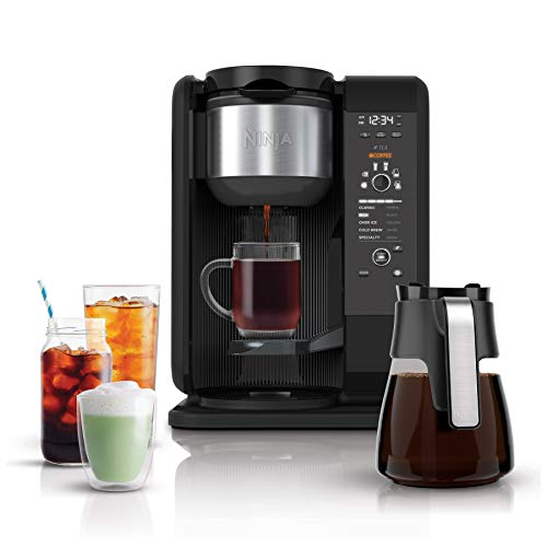 Ninja Hot and Cold Brewed System, Auto-iQ Tea and Coffee Maker