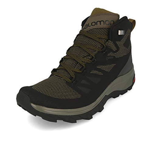 Salomon Herren Outline Mid GTX Track and Field Shoe