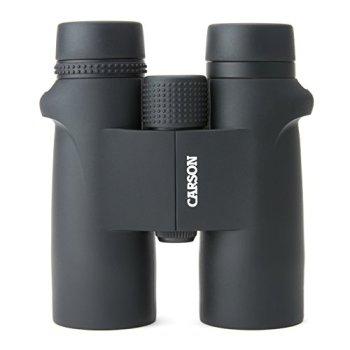 Carson VP Series Full Sized 10x42-mm Waterproof and Fog Proof Binoculars in Black (VP-042)
