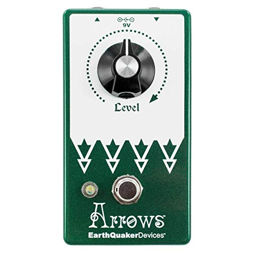 Earthquaker Devices Arrows V2 - Booster