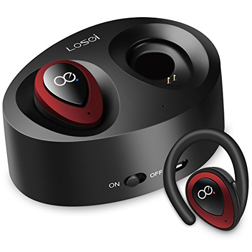 Bluetooth Headphones, Losei Dual Wireless Earbuds True Mini Twins Stereo...