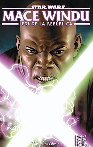 Star Wars Mace Windu (Star Wars: Recopilatorios Marvel)