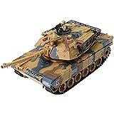 リモコン戦車リモコン主力戦車1:18シミュレーションクリーパー戦車陸軍軍用装甲戦車ギフト
