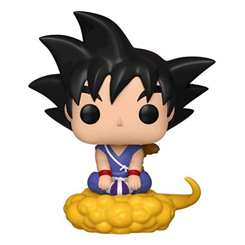 Funko pop anime: dragon ball - son goku #517