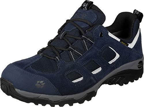 Jack Wolfskin Herren Vojo Hike 2 Texapore Low M Wasserdicht Trekking-& Wanderhalbschuhe, Blau (Night Blue 1010), 47.5 EU