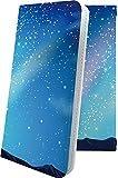 スマートフォンケース・iPhone 12・互換 ケース 手帳型 星 星柄 星空 宇宙 夜空 星型 オーロラ……