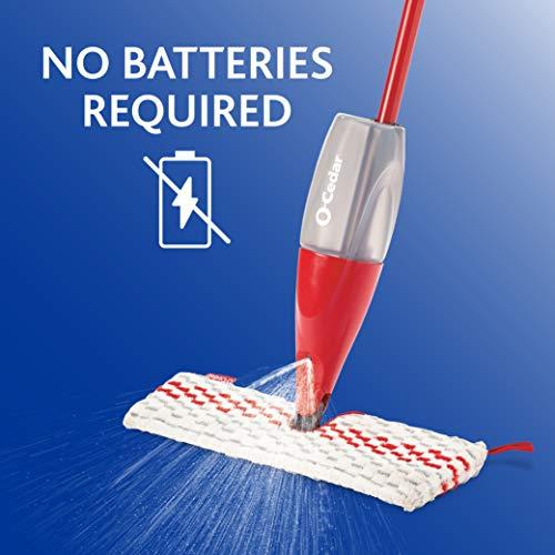 Product Image 5: O-Cedar ProMist MAX Microfiber Spray Mop with 3 Extra Refills