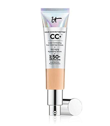 It Cosmetics Your Skin But Better CC Cream with SPF 50+ - Medium Tan