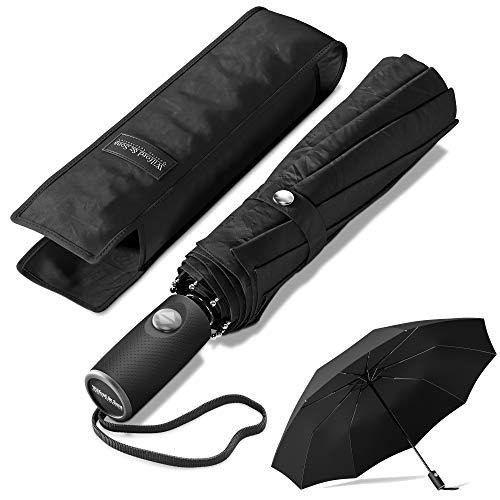 Parapluies de Golf - Automatique Ouverture/Fermeture Bouton et Sac |...