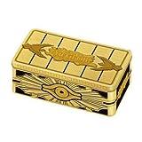 Yu-Gi-Oh! Cards Gold Sarcophagus Mega Tin | 1 Rare Card | 1 Ultra Rare Card | 1 Prismatic Secret Rare