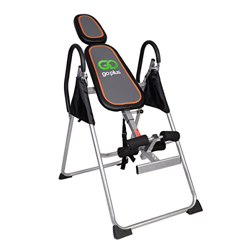 Premium Foldable Gravity Inversion Table Back Therapy...