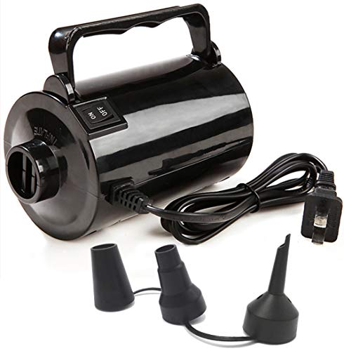 Gifts Sources Electric Air Pump for Inflatable Pool Toys -...