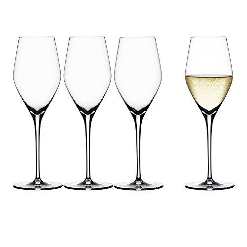 Spiegelau & Nachtmann - Bicchieri da Champagne,serie Authentis, Champagnerglas, Set da 4