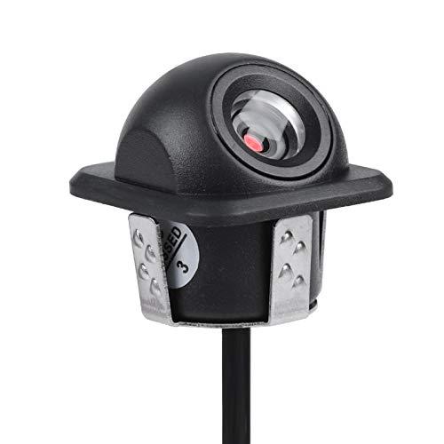Telecamera per retrovisione,12V 170 ° HD Telecamera per retromarcia Telecamera per retromarcia Telecamera per parcheggio notturno