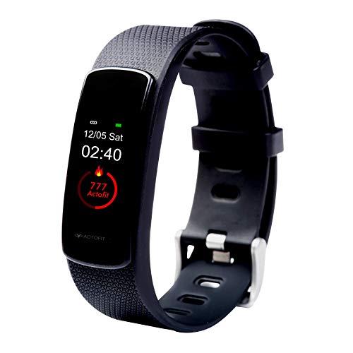 Actofit Impulse Workout Tracker (Black)