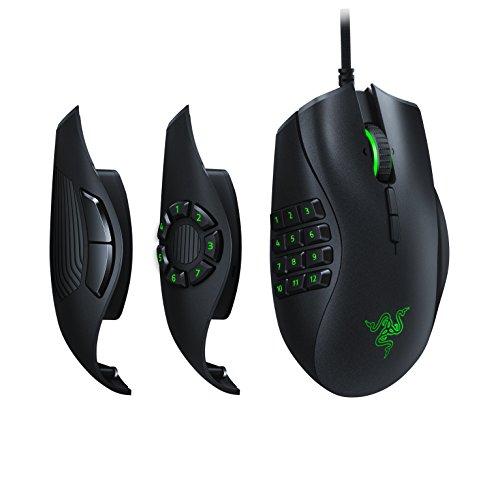 Razer Naga Trinity Gaming Mouse: 16,000 DPI...