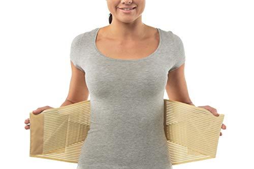 Fascia per schiena lombare | Fascia lombare supporto schiena per donna e uomo di aHeal | Fascia...