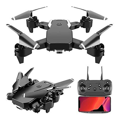 Olodui1 Quadricottero RC Drone Pieghevole, Dotato di videocamera HD, sensore di gravit, Controllo dei gesti, Mantenimento dell'altezza, modalit Senza Testa
