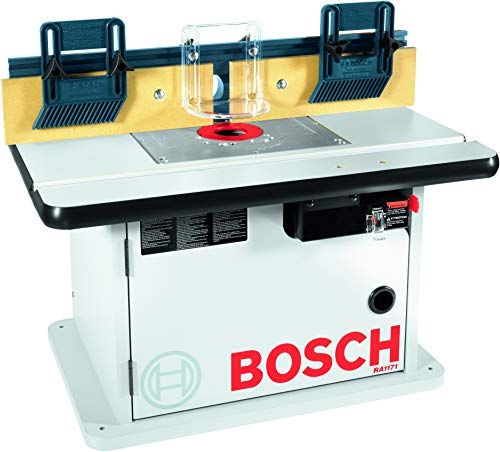 Bosch Cabinet Style Router Table RA1171 , Blue