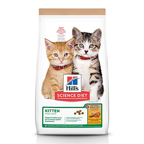 Hills-Science-Diet-Kitten-No-Corn-Wheat-or-Soy-Dry-Cat-Food-Chicken-Recipe-6-lb-Bag-White