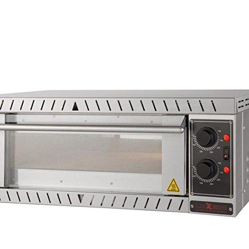 LUXEDA-Forno Elettrico Professionale Per Pizza - Potenza 1.7 Kw A 230V