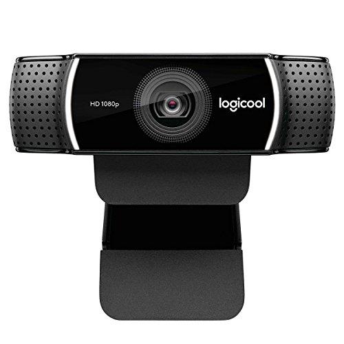Logitech C922 Pro Stream Webcam ロジテック プロ ストリーミング ウェブカム Webカメラ フルHD1080p [並...