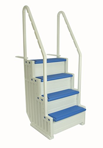 41EJlUb7AWL - The 7 Best above Ground Pool Ladders – Keeping You Safe In and Around Water