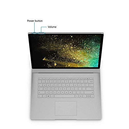 Microsoft Surface Book 2 Intel Core i7 8th Gen 13.5 inch Touchscreen 2-in-1 Laptop (8GB/256GB/Windows 10 Pro/Integrated Graphics/Platinum/1.642kg), HN4-00033 4