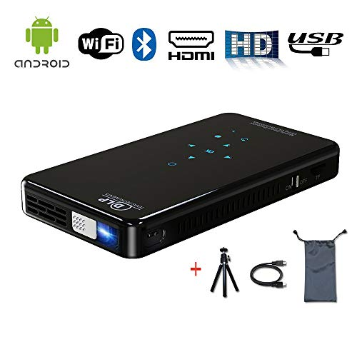 41ELtF3UhRL - 7 Best Android Projectors to Turn Every Netflix Session into a Cinema-Like Experience