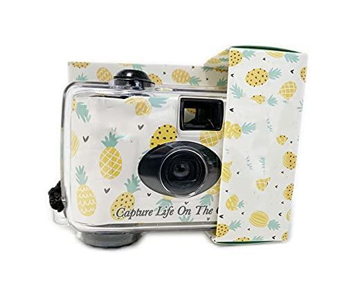 macchina fotografica usa e getta Fotocamera istantanea Camera impermeabile per fotocamera monouso Pellicola videocamera Point-and-shoot Telecamera Vintage Mlayab e fotocamera inquadra e scatta fotocam