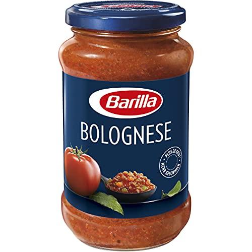 BARILLA salsa bolognese frasco 400 gr