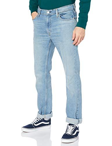 Levi's 513 Slim Straight Jeans, Worn To Ride ADV, 36W / 32L Uomo