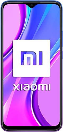 Xiaomi Redmi 9 - Smartphone con Pantalla FHD+ de 6.53' DotDisplay, 4 GB y 64 GB, Cámara...