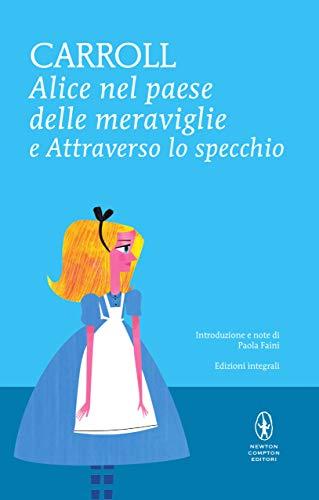 Le avventure di Alice nel paese delle meraviglie Book Cover