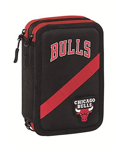 NBA ASTUCCIO TRIPLO CHICAGO BULLS