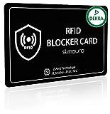 RFID Blocking Carte avec Brouilleur de Signal , RFID / NFC Protection , 1 Seule...