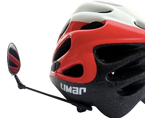 Life On Bicycle 360 Degree Adjustable Rearview Bicycle Helmet Mirror
