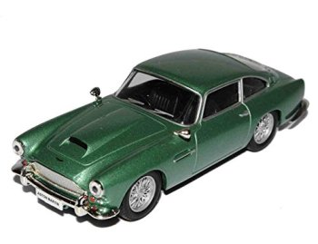 Aston Martin Db4 Coupe Car 1/43 Size Dark Interior Sport Classic Type Y0675J