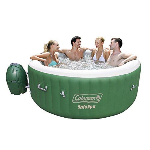 Coleman 90363E SaluSpa Inflatable Hot Tub Spa,...
