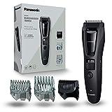 Panasonic ER-GB62 Tondeuse Multi-usages Barbe/Cheveux/Corps avec 40 Réglages de...