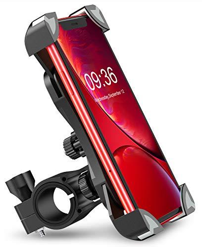 Universal Anti-Shake Bicycle Phone Holder w/ 360° Rotation