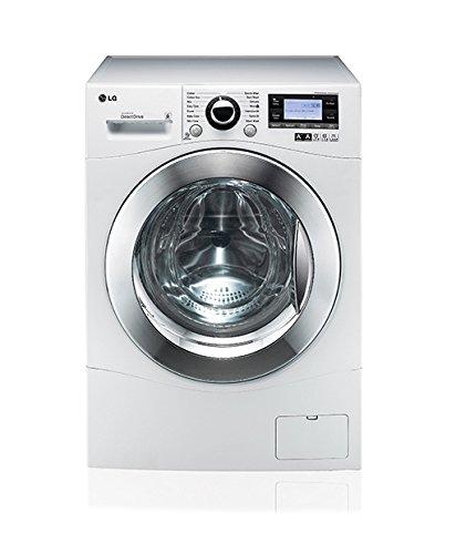 LG FH495BDN2 Libera installazione Carica frontale 12kg 1400Giri/min A+++-50% Bianco lavatrice