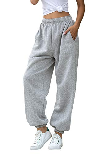 Grey Sweatpants for women chic and stylish Paris Chic Style